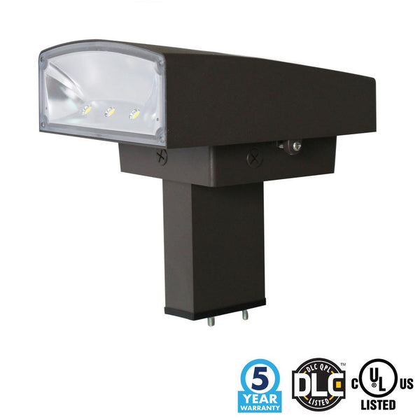 80W LED Area Light 5000K - ION LIGHTING DISTRIBUTION
