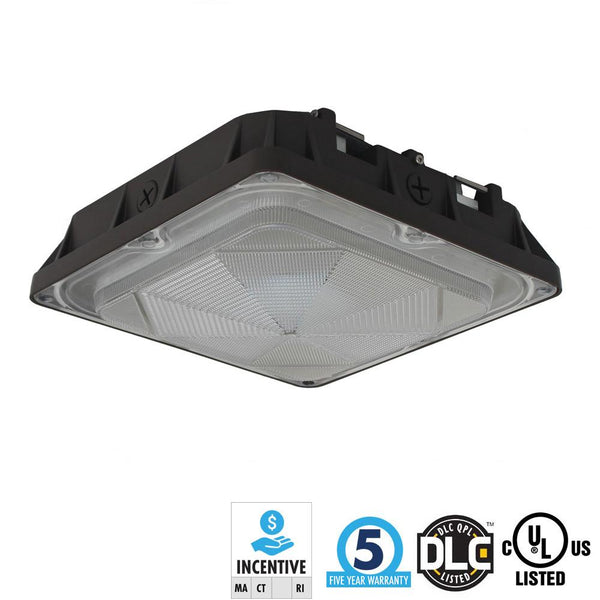 80W LED Canopy Light 5000K - ION LIGHTING DISTRIBUTION