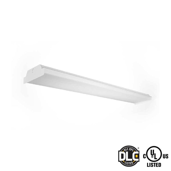 Aleo LED Wrap Fixture 4FT 20W 4000K - ION LIGHTING DISTRIBUTION