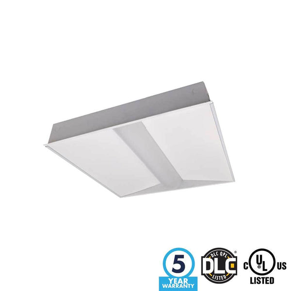 Aletra 2x2 LED Troffer 4000K - ION LIGHTING DISTRIBUTION