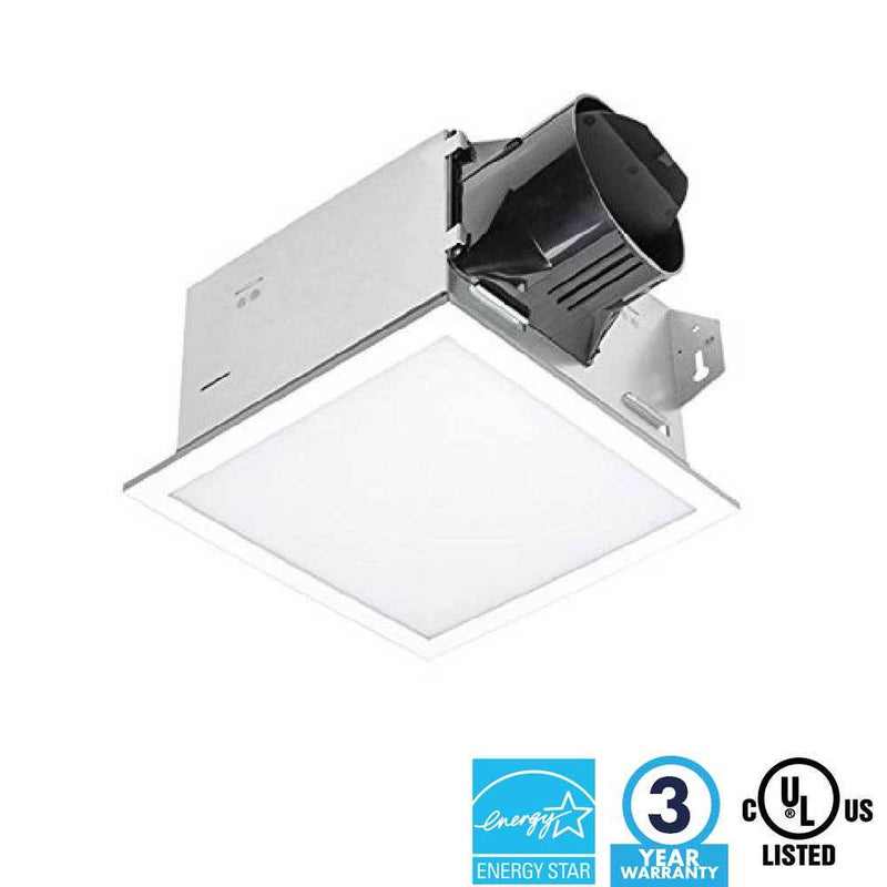 Delta Breeze Integrity 100 CFM - ION LIGHTING DISTRIBUTION