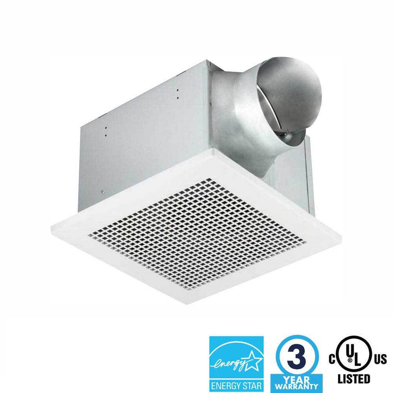 Delta BreezProfessional Pro300 - 300 CFM Single Speed - ION LIGHTING DISTRIBUTION