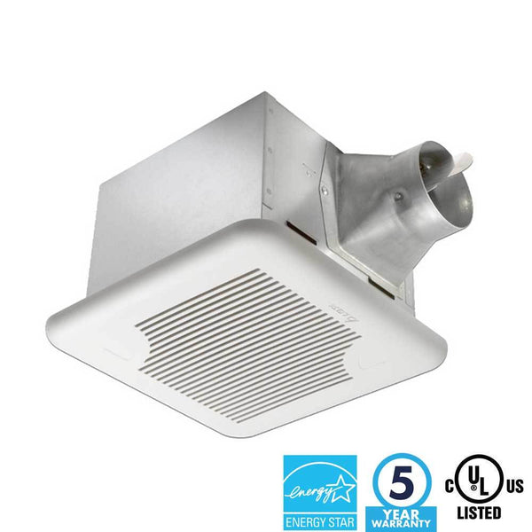 Delta BreezSignature Ventilation Fans - SIG80 - ION LIGHTING DISTRIBUTION