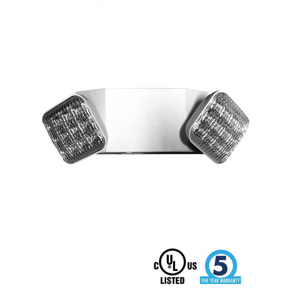 LED 2 Head Emergency Light - ION LIGHTING DISTRIBUTION