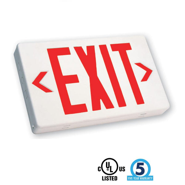 LED Exit Sign - ION LIGHTING DISTRIBUTION