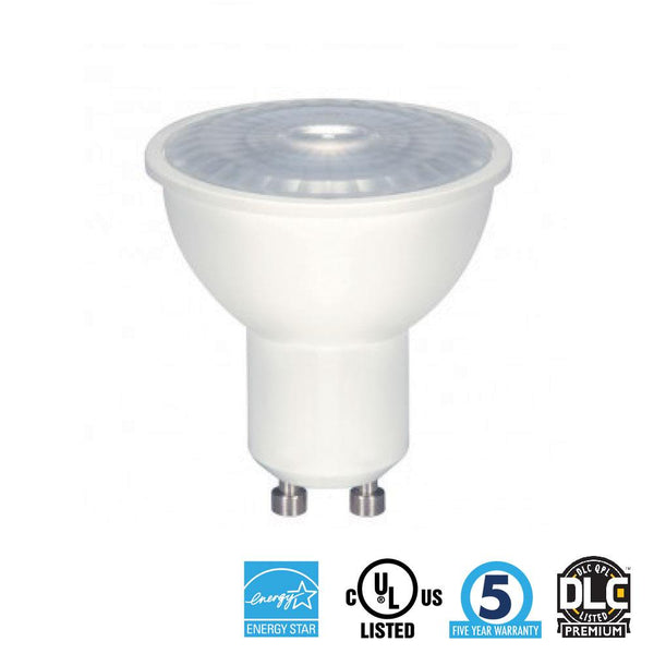 LED MR16 6.5W 120V Bulb With GU10 Base 5000K - ION LIGHTING DISTRIBUTION