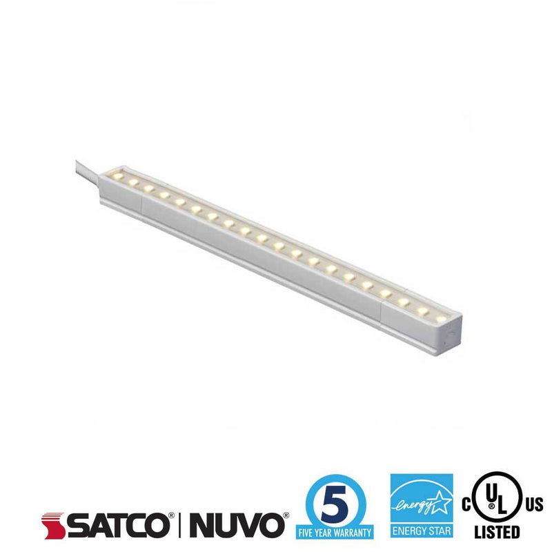 "Nuvo 10"" LED Cabinet & Cove Light Strip - ION LIGHTING DISTRIBUTION"