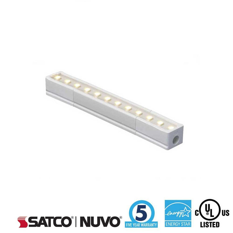 "Nuvo 6"" LED Cabinet & Cove Light Strip - ION LIGHTING DISTRIBUTION"