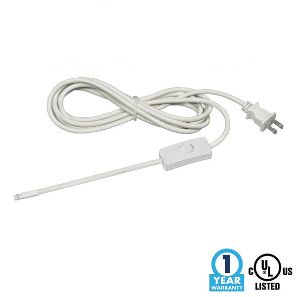 Power Cord With On Off Switch - ION LIGHTING DISTRIBUTION