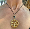 METATRONS'S Cube Necklace