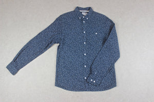 Norse Projects - Shirt - Blue Pattern - Small