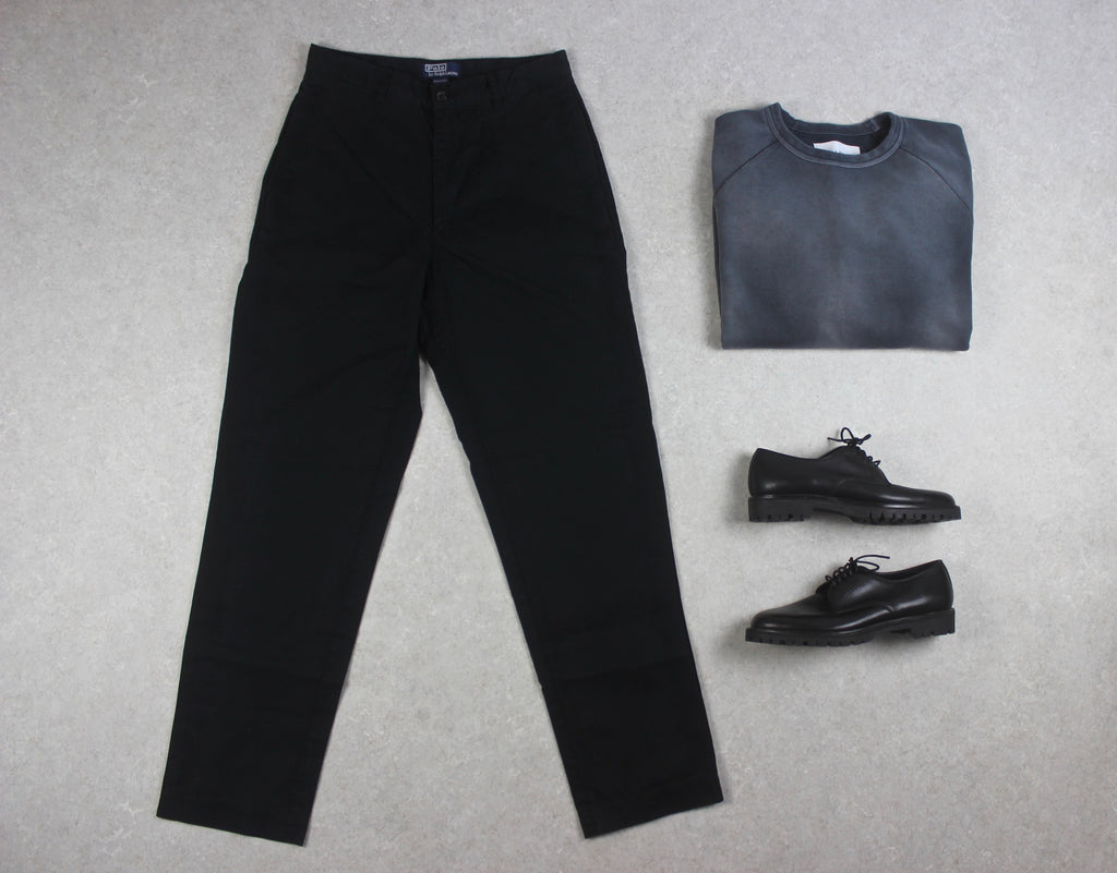 Polo Ralph Lauren - Keating Pant Chinos - Black - 30/32