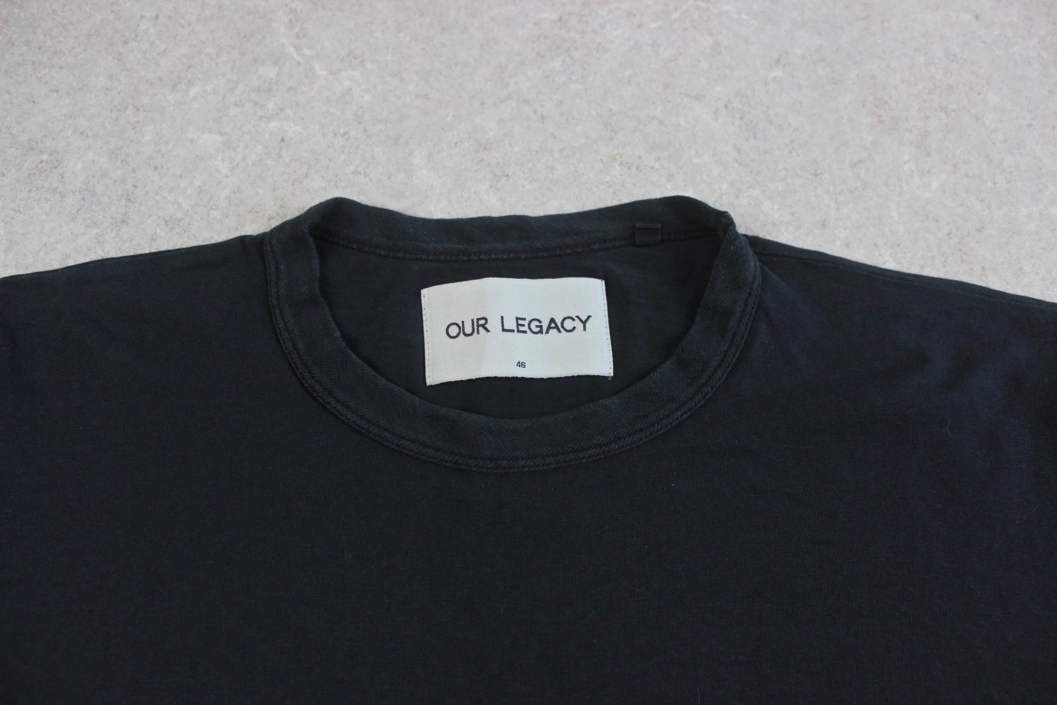 Our Legacy - T Shirt - Green - 46/Small