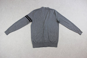 Ralph Lauren Rugby - Varsity Cardigan - Grey - Small
