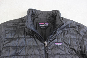 Patagonia - Nano Puff Down Jacket Coat - Black - Small