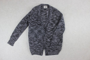 Acne Studios - Wool/Mohair Knit Cardigan - Grey - Small