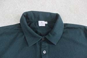 Sunspel - Polo Shirt - Green - Medium