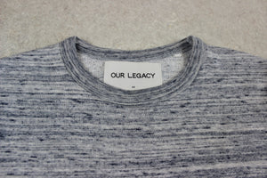 Our Legacy - Sweatshirt Jumper - Grey - 44/Extra Small