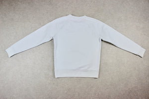 Our Legacy - Sweatshirt Jumper - White/Blue - 46/Small