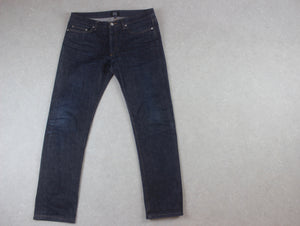 A.P.C. - New Cure Butler Jeans - Blue - 33