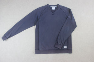 Norse Projects - Sweatshirt Jumper - Navy Blue - Large