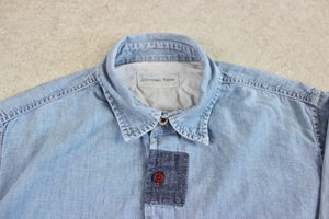 Universal Works - Denim Shirt - Blue - Extra Small