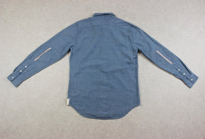 Folk - Shirt - Blue - 2/Small