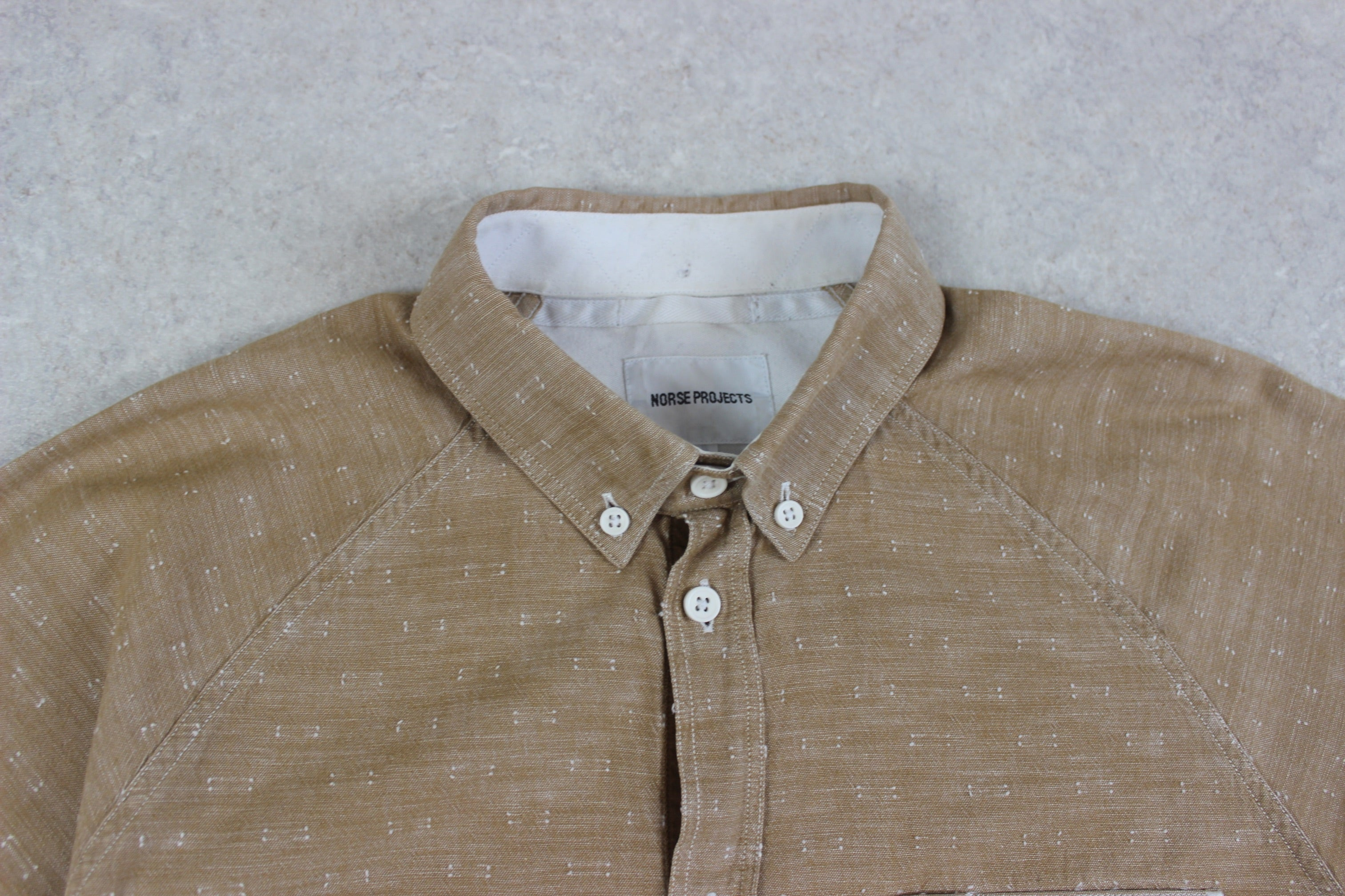Norse Projects - Shirt - Beige - Medium
