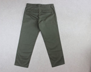 Norse Projects - Fenris Cavalry Twill Trousers - Olive Green - 36