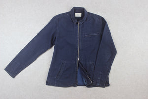 Folk - Jacket - Blue - 2/Small