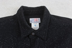Garbstore - Wool Jacket - Black/White - Medium