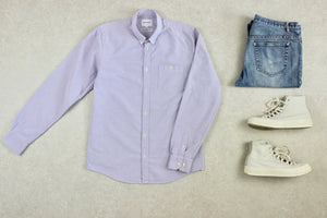 Norse Projects - Shirt - Lilac Purple - Medium