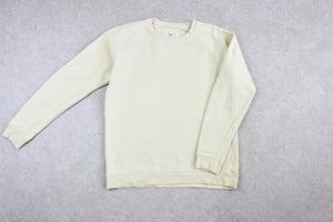 Folk - Sweatshirt Jumper - Yellow - 2/Small