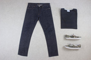A.P.C. - Petit New Standard Raw Edge Butler Jeans - Blue - 29
