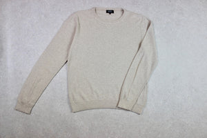 A.P.C. - Cotton/Cashmere Jumper - Beige - Medium