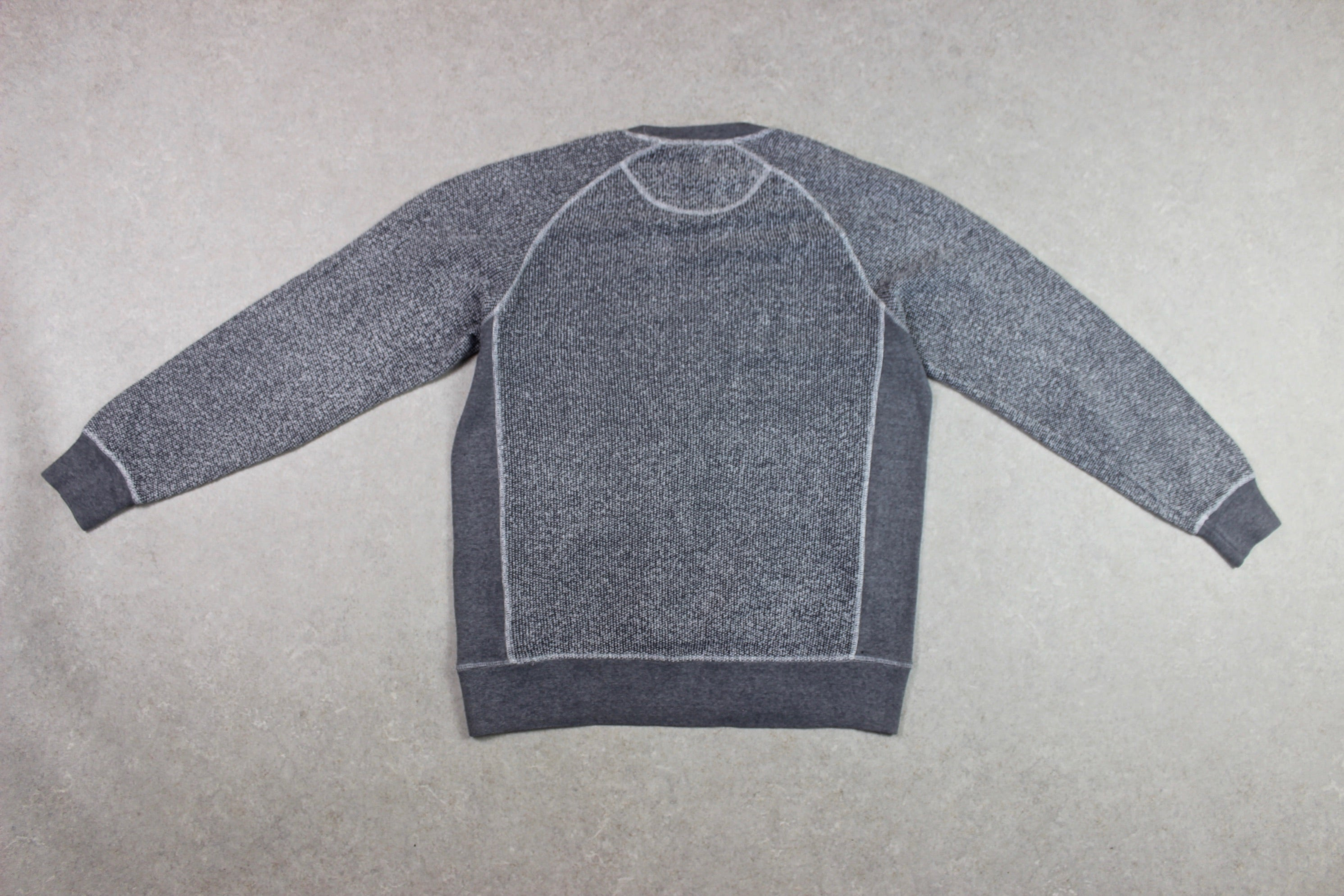 Norse Projects - Sweatshirt Jumper - Navy Blue - Small