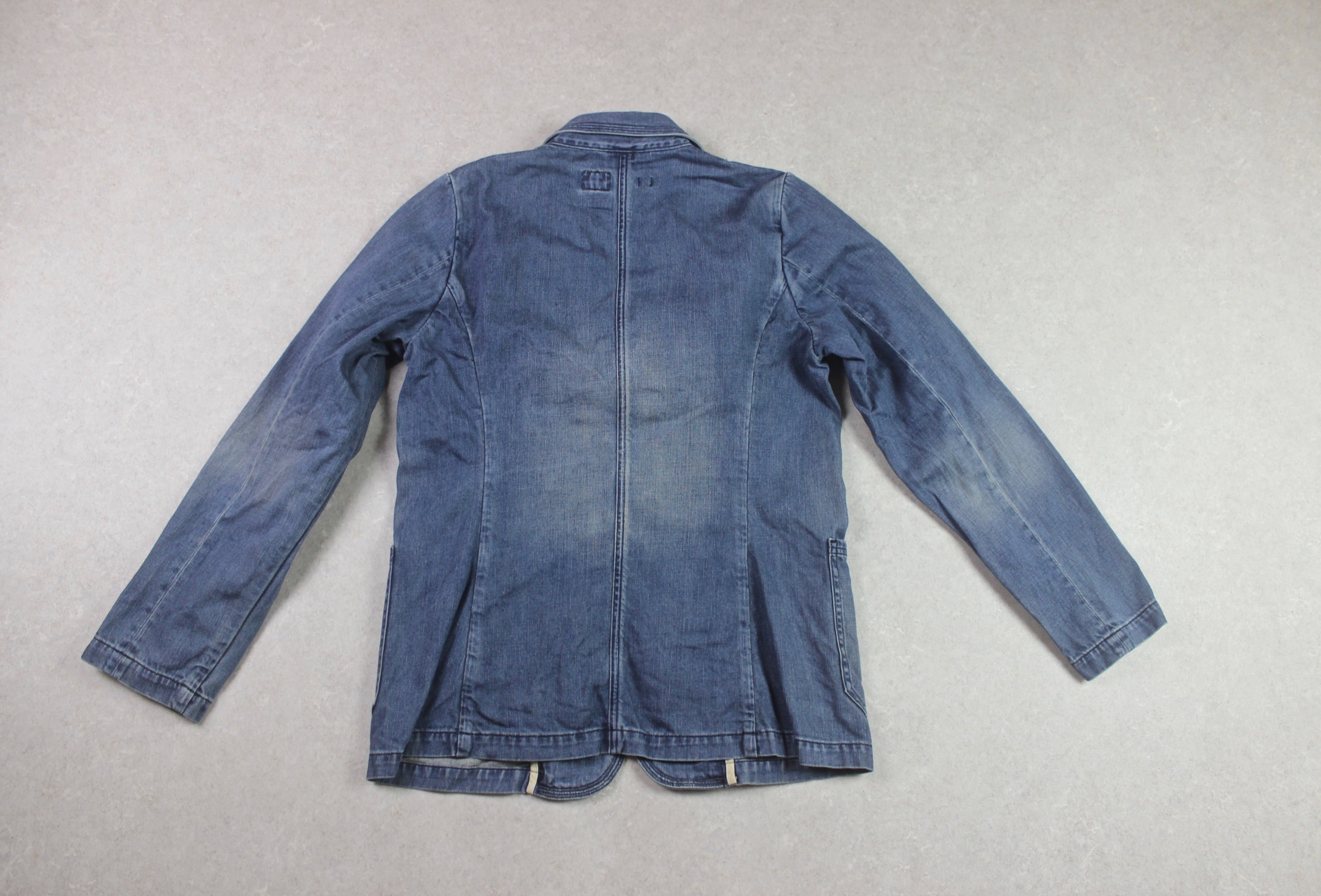 Garbstore - Denim Jacket - Blue - Medium
