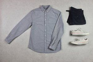 Saturdays NYC - Shirt - Grey - Medium
