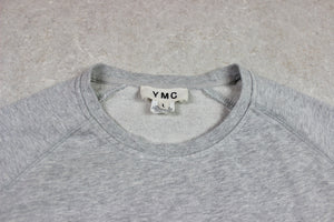 YMC - Jumper - Grey - Large