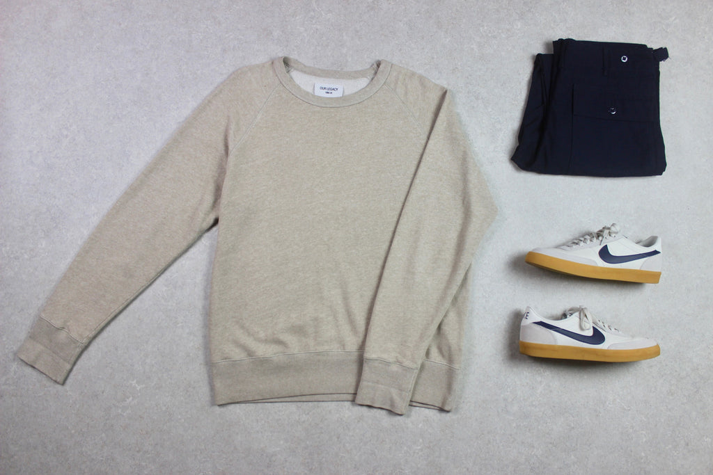 Our Legacy - Jumper - Beige - 48/Medium