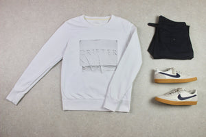 Saturdays NYC - Jumper - White - Small