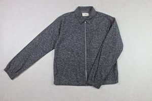 Folk - Jacket - Grey/Black/Navy Blue - 4/Large