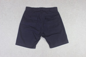 Battenwear - Fatigue Shorts - Navy Blue - Small/30 - Brand New