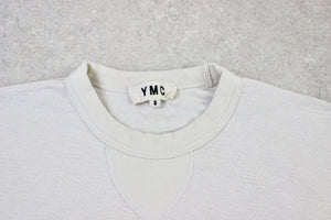 YMC - Linen/Cotton Jumper - Cream - Small