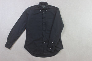 Gitman Bros Vintage - Shirt - Black - Small