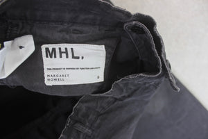 MHL Margaret Howell - Chino Trousers - Black/Grey - Small/32