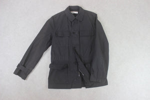 MHL Margaret Howell - Field Jacket - Black/Grey - Medium