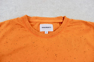 Norse Projects - T Shirt - Orange - Small