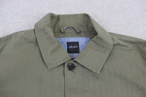 Albam - Chore Jacket - Olive Green/Khaki - 1/Small