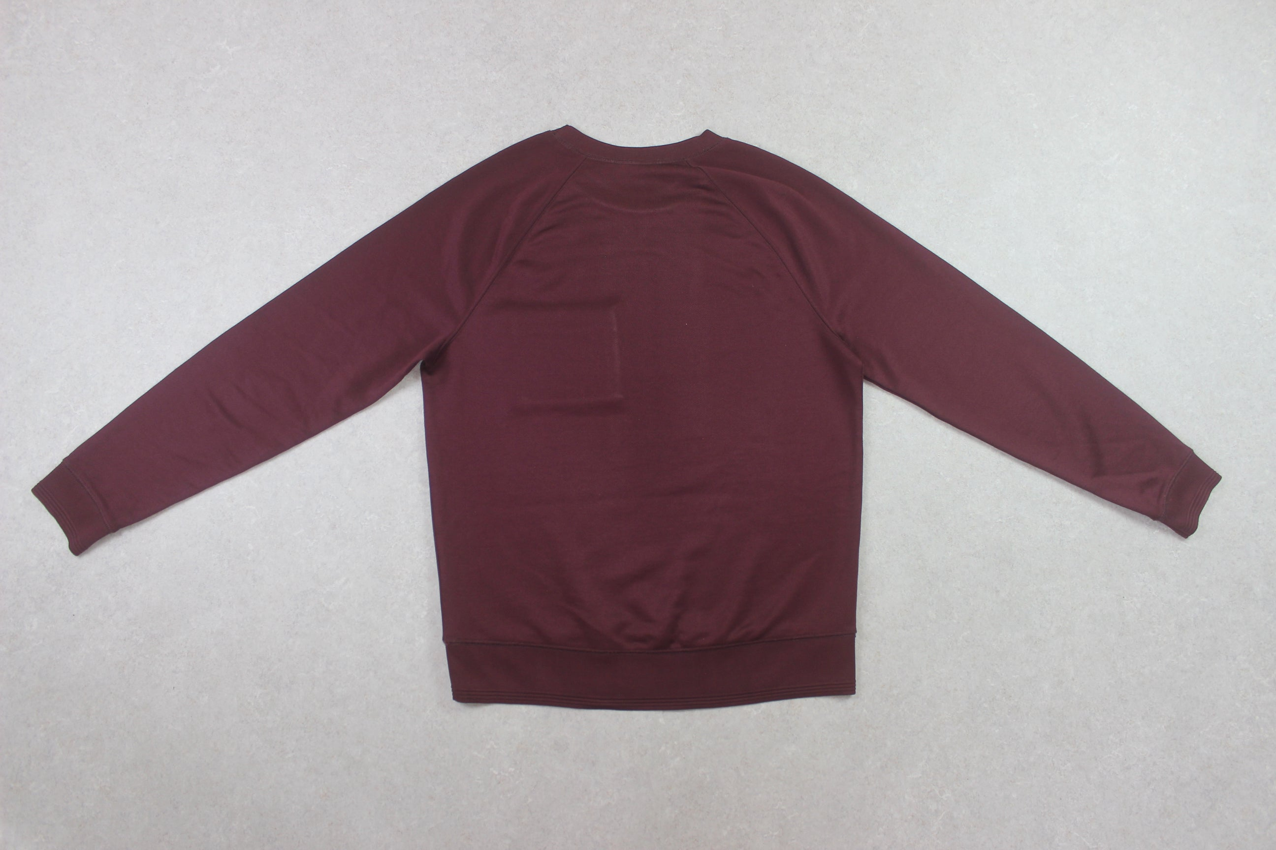 Acne Studios - Sweatshirt Jumper - Burgundy - Small